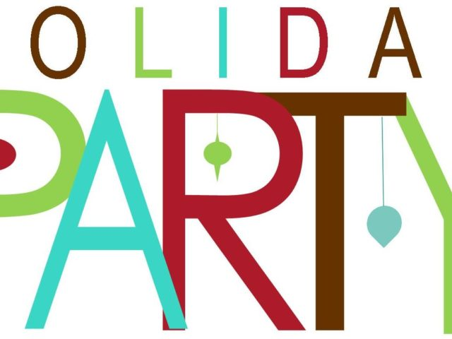 Annual Holiday Party, Dec. 13th, for Members and Students from Booker T. Washington Elementary