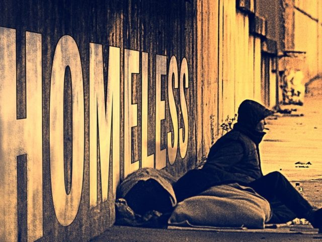 Toxic Charity: How Homeless Must Stand to Stay Stood!