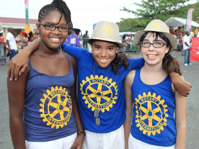 Together We Learn- Rotary Club of Lexington Youth Program