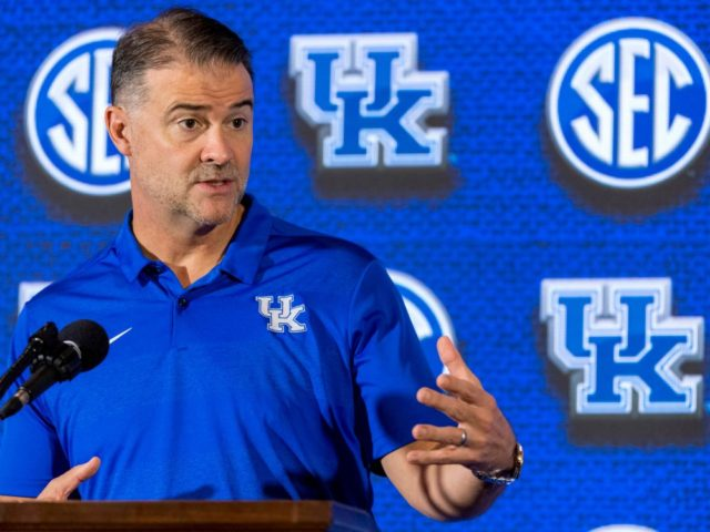 Sep. 19th, Matthew Mitchell,  Women's Head Basketball Coach, University of Kentucky