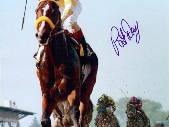 October 10th, Pat Day, Hall of Fame Jockey