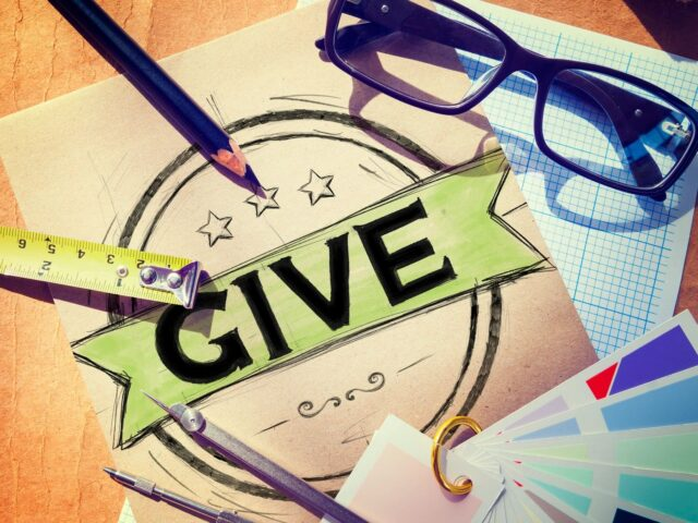 Charitable Giving Applications Now Available