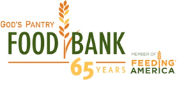 June 18th, Michael Halligan, CEO, God's Pantry Food Bank