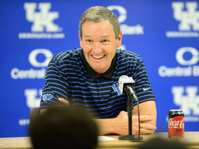 July 30th, Mitch Barnhart, Athletics Director, University of Kentucky
