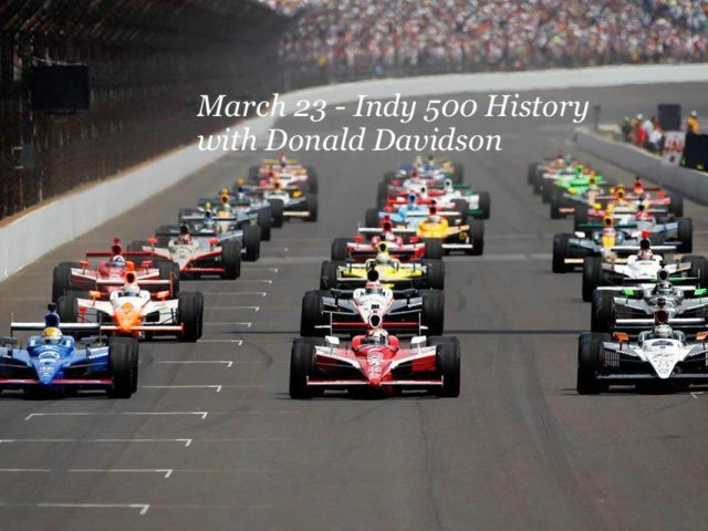 Indianapolis 500 History with Donald Davidson