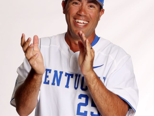 Kentucky Head Baseball Coach, Nick Mingione