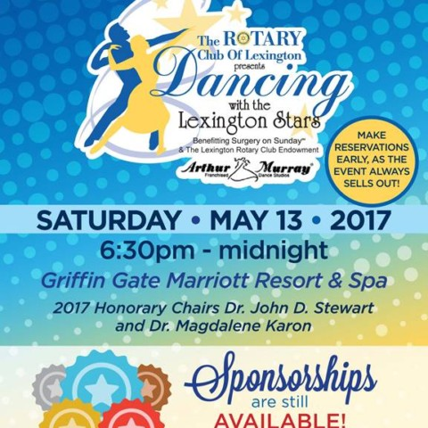 Dancing with the Lexington Stars