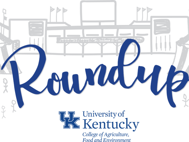 Rotary Day at UK Ag Roundup