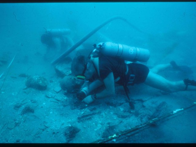 Underwater Archaeology: