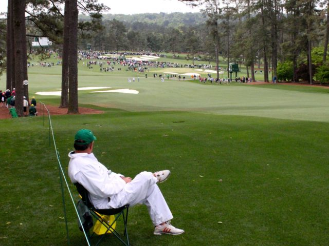 The Masters with Rob McGoodwin