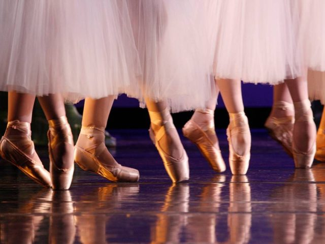 Nell Main Society Dedicates New Floor to Lexington Ballet