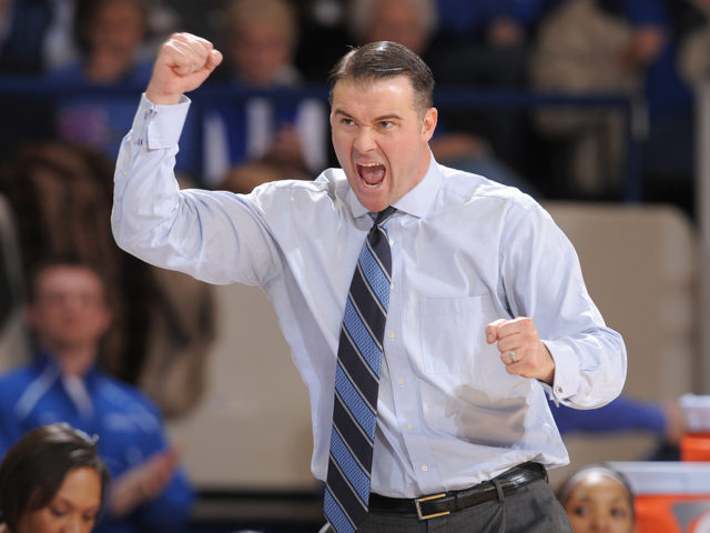 UK Women's Basketball Head Coach, Matthew Mitchell