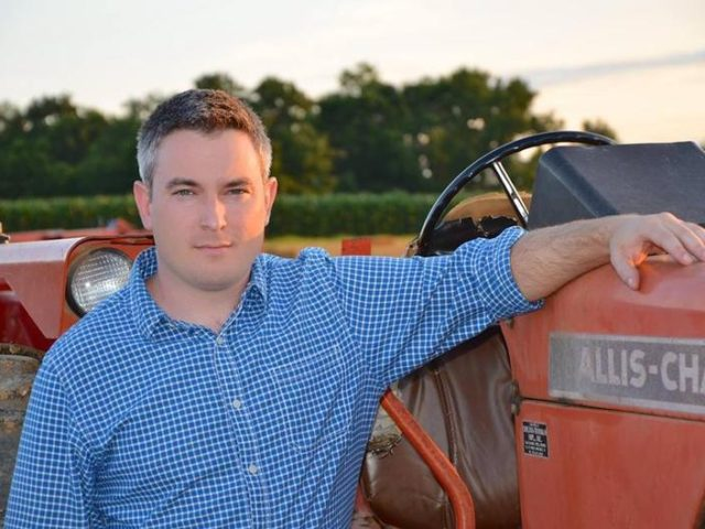 Ryan Quarles – More than cows and plows; the Department of Agriculture and you!